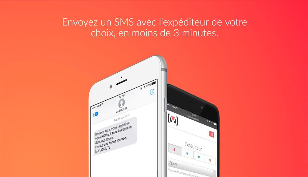 Envoi De Sms Anonymes Depuis Un Prénom Messengo