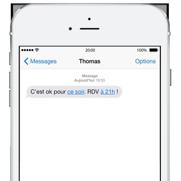SMS pour les particuliers